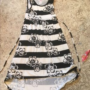 Limited Too maxi dress size 6